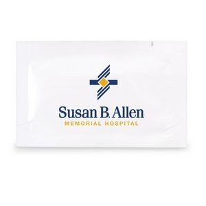 Sanitizer Wipes, Direct Imprint
